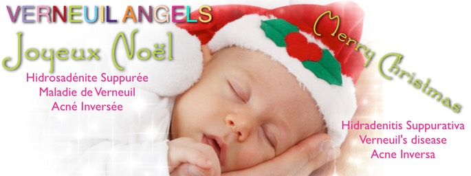 Couverture Verneuil angels Noel 2013
